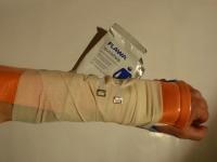 Flawa quickhelp - SAM splint