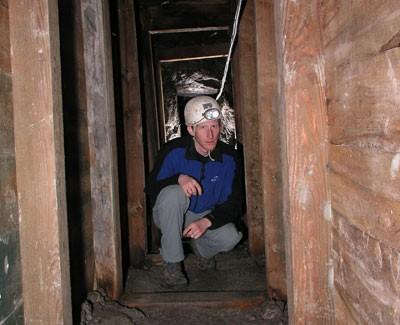 Mines, carrières et autres galeries souterraines de Suisse romande