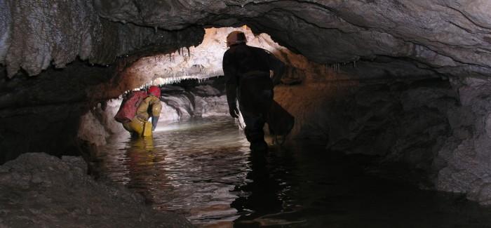 Principales grottes et gouffres de Suisse romande