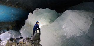 Spéléologie sous-glaciaire