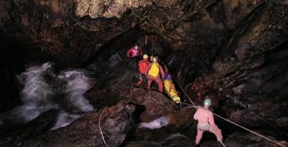 secours souterrain