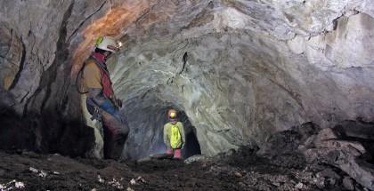 La grotte des Bouquetins