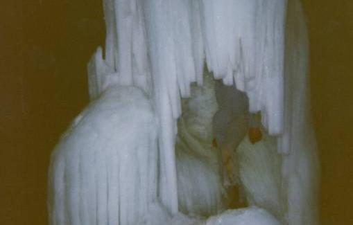 Glacière de la Correntanaz