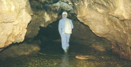 Réseau de la Covatannaz (grotte du Vertige)