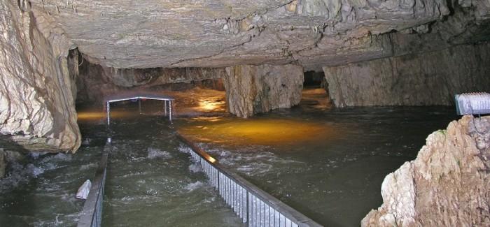 La crue souterraine