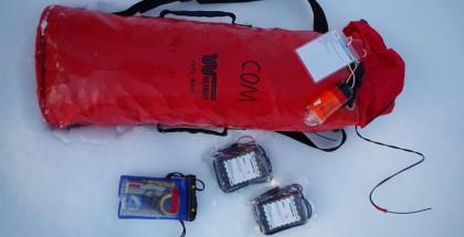 Kit COMmunication pour le secours souterrain