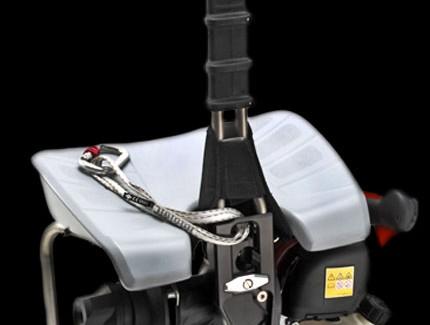 PowerSeat – siège motorisé destiné aux travaux sur cordes